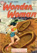 Wonder Woman (1942 1st Series DC) 87