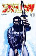 Samurai (1987 2nd Series Aircel) 1