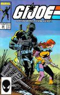 GI Joe (1982 Marvel) 2nd Printing 63