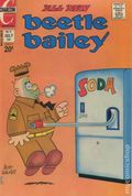 Beetle Bailey (1953 Dell/Charlton/Gold Key/King) 91
