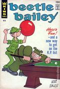 Beetle Bailey (1953 Dell/Charlton/Gold Key/King) 60