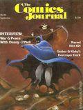 Comics Journal (1977) 66