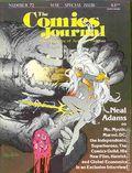 Comics Journal (1977) 72