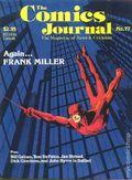 Comics Journal (1977) 77
