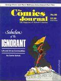 Comics Journal (1977) 80