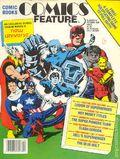 Comics Feature (1980) fanzine 48
