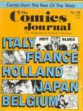 Comics Journal (1977) 94