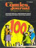 Comics Journal (1977) 100