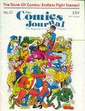 Comics Journal (1977) 87