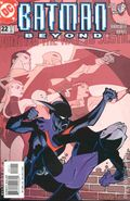 Batman Beyond (1999 2nd Series) 22