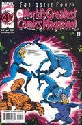 Fantastic Four The World's Greatest Comic Magazine (2001) 7