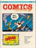 Comics Revue (1984-2009 Comics Interview) 5