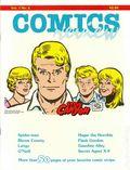 Comics Revue (1984-2009 Comics Interview) 8