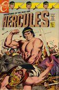 Hercules (1967 Charlton Comic) 1