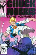 Chuck Norris Karate Kommandos (1987 Marvel/Star Comics) 2