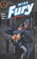 Miss Fury (1991 Adventure) 4