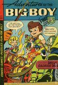 Adventures of the Big Boy (1957-1996 Webs Adv. Corp.) Restaurant Promo 240