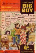 Adventures of the Big Boy (1957-1996 Webs Adv. Corp.) Restaurant Promo 265