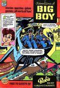 Adventures of the Big Boy (1957-1996 Webs Adv. Corp.) Restaurant Promo 292
