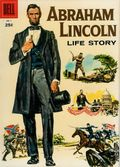 Dell Giant Abraham Lincoln Life Story (1958 Dell) 1