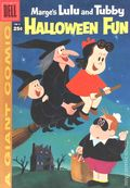 Dell Giant Marge's Lulu and Tubby Halloween Fun (1957) 6