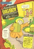 Adventures of the Big Boy (1957-1996 Webs Adv. Corp.) Restaurant Promo 349