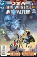 JSA Our Worlds at War (2001) 1