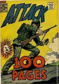 Attack (1958 2nd Series Charlton) 54