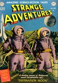 Strange Adventures (1950 1st Series) 1