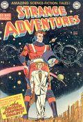 Strange Adventures (1950 1st Series) 9