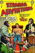 Strange Adventures (1950 1st Series) 45