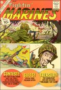 Fightin' Marines (1951 St. John/Charlton) 45