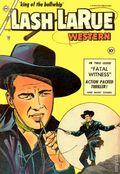 Lash Larue Western (1949 Fawcett/Charlton) 48