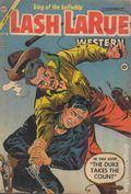 Lash Larue Western (1949 Fawcett/Charlton) 49