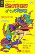 Brothers of the Spear (1972 Gold Key) 12