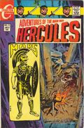 Hercules (1967 Charlton Comic) 12