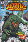 Godzilla (1995 Dark Horse) 1