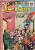 Superman's Pal Jimmy Olsen (1954) 8