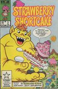 Strawberry Shortcake (1985 Marvel/Star Comics) 2