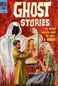 Ghost Stories (1962-1973 Dell) 24