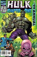 Incredible Hulk (1962-1999 1st Series) Annual 1999