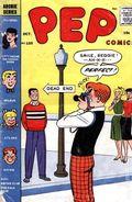 Pep Comics (1940) 135