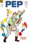 Pep Comics (1940) 141