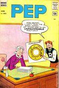 Pep Comics (1940) 163