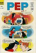 Pep Comics (1940) 167
