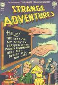 Strange Adventures (1950 1st Series) 22
