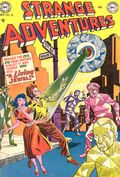 Strange Adventures (1950 1st Series) 25