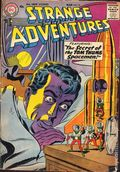 Strange Adventures (1950 1st Series) 78