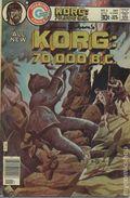 Korg 70,000 BC (1975) 8