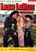 Lash Larue Western (1949 Fawcett/Charlton) 42